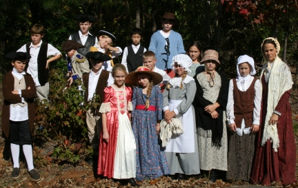 5thpilgrims  sc 1 st  Regents Academy & Thanksgiving Dress-Up Days   Regents Academy - Private Classical ...